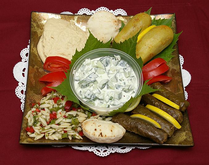 Oasis Gourmet Cuisine of Royal Oak, MI | Mediterranean Deli